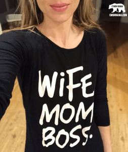 c'mon mama mom burnout mom wearing wife mom boss shirt