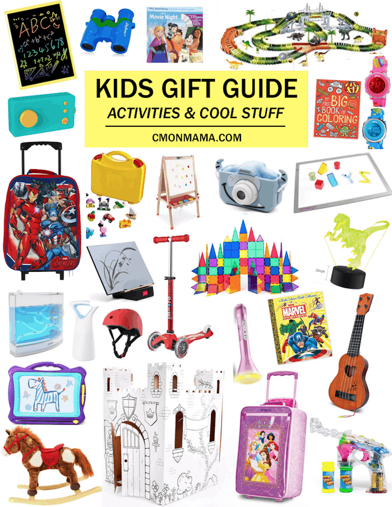kids holiday & christmas gift guide