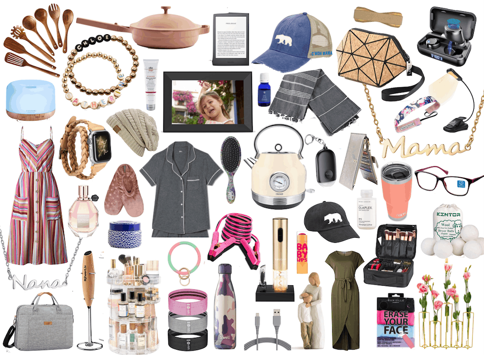55 Christmas Gift Ideas for Her (+ stocking stuffers!) — C'MON MAMA
