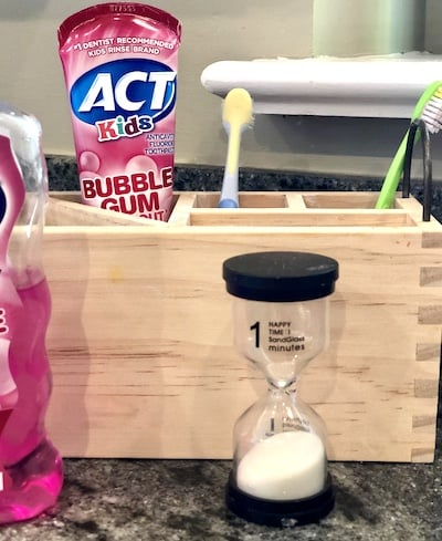 kids hourglass timer get kids to clean up after themselves