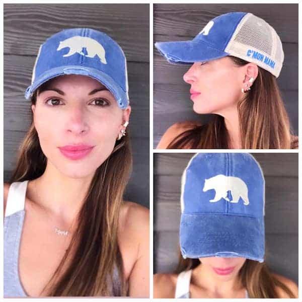 C'MON MAMA Mama Bear Hat
