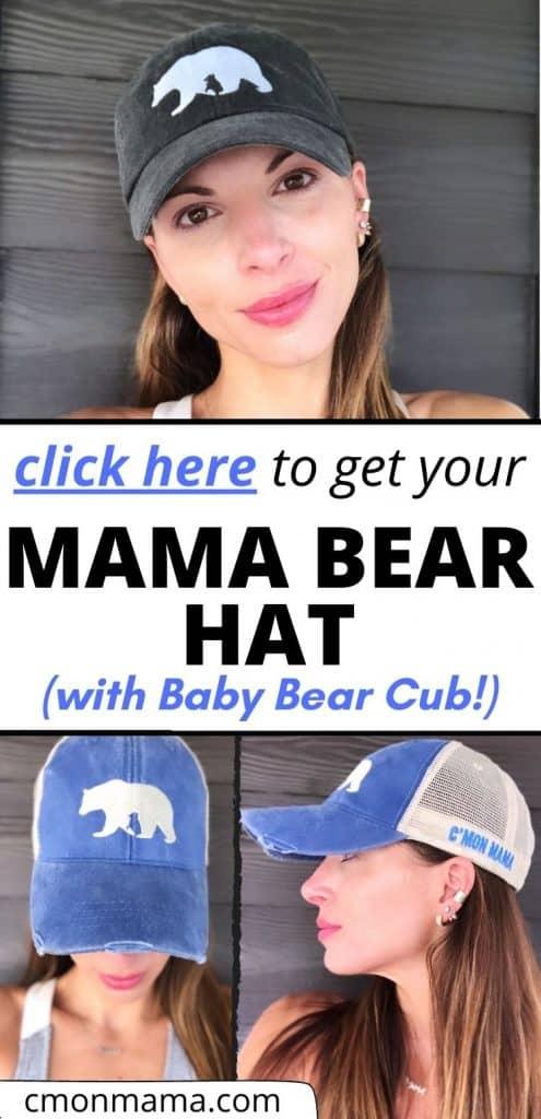 C'MON MAMA MAMA BEAR HAThttps://www.cmonmama.com/hats/
